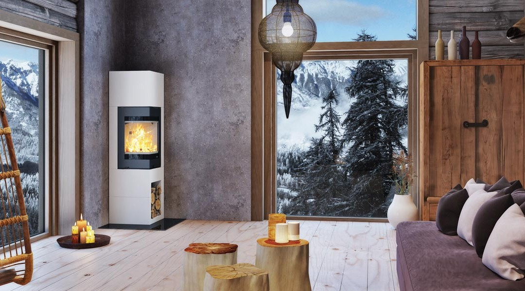 5 Reasons why you should invest in a Wood-burning Stove